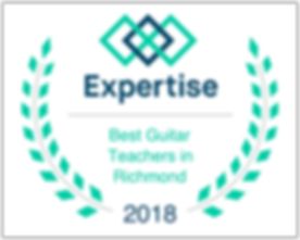 Expertise Best Guitar Teachers in Richmond 2018