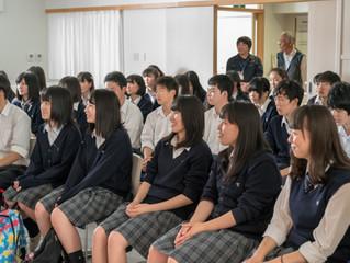 「再び海旅」多賀城高校ワークショップ2