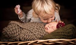 Fotografiranje Novorojenčkov
