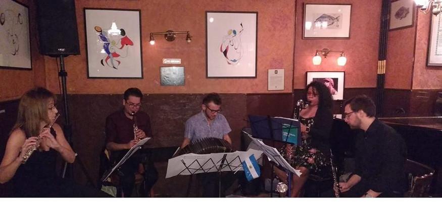 Quinteto de Academia - Cafe Vivaldi II-