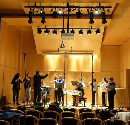 Les Flutistes de Montreal - recording -