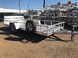 Stealth Aluminum Trailer Deer Valley Tra