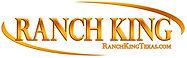 Ranch King Texas logo