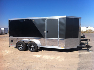 Look Trailers Chromed And Blacked Out De