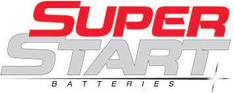 Super Start Batteries Logo