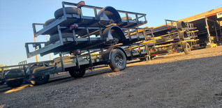 Falcon Trailers Stacked Deer Valley Trai