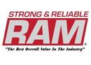 Ram Trailer Part Logo