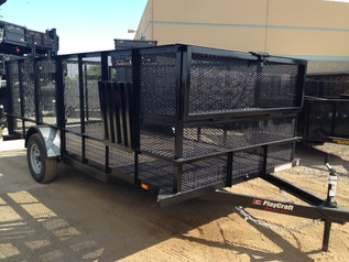 PlayCraft LandScape Trailer With Accesso