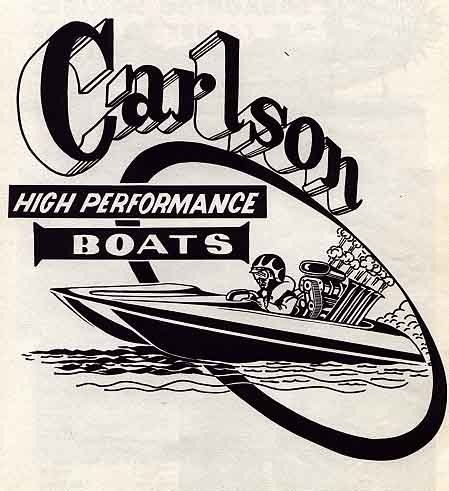 Carlson High Performance Boats