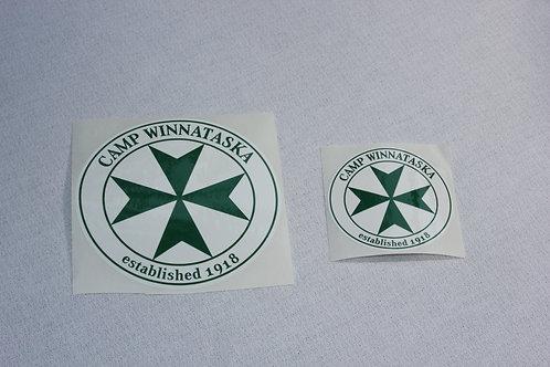Camp Winnataska Sticker