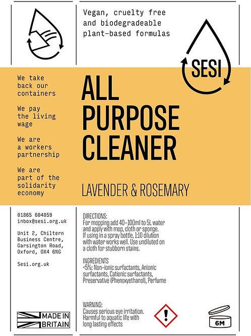 SESI Multi-surface (Lavendar & Rosemary) (500g)