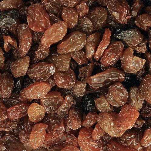Sultanas s/f Oil (500g) Organic