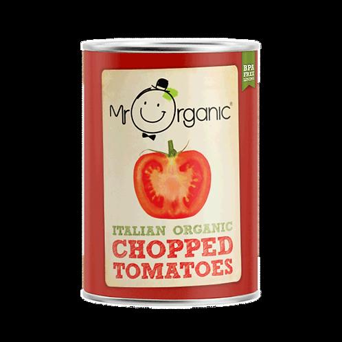 Chopped Tinned Tomatoes Organic
