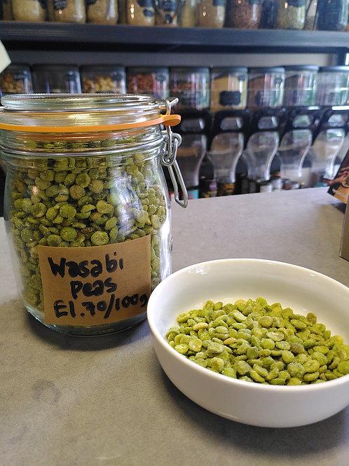 Roasted Wasabi Peas