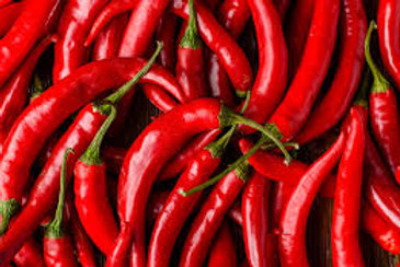 "Chilli Pepper Red (50g) ""x2"" Organic"