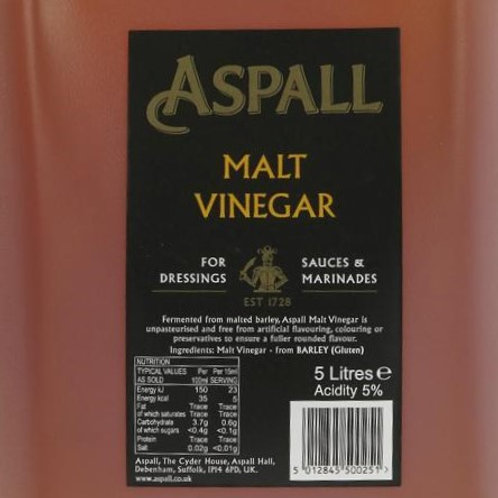 Malt Vinegar (500g)