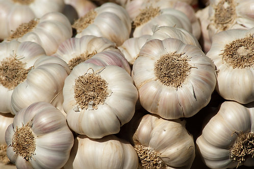 "Garlic (100g) ""1 large"" Organic"