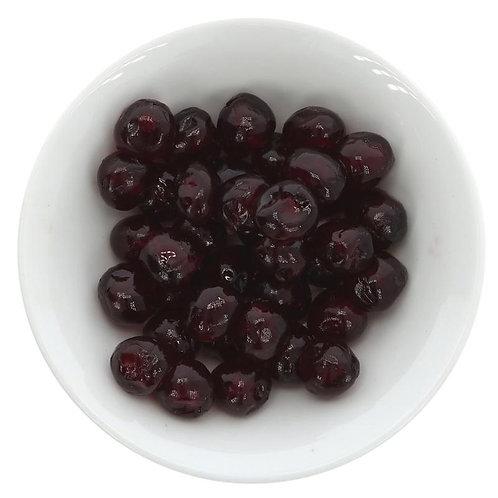 Cherries Glace Natural (non-organic) (500g)