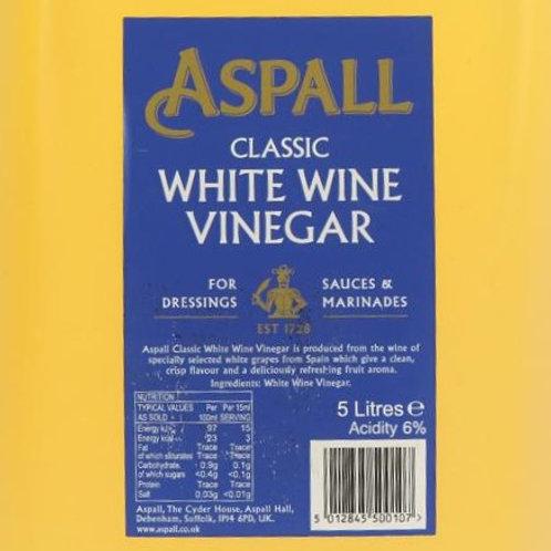 White Wine Vinegar Organic  (500g)