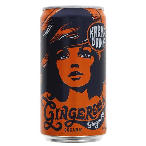 Karma Gingerella Ginger Ale