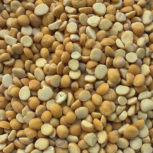 Chana Dal (split hulled chickpeas) (500g) Organic