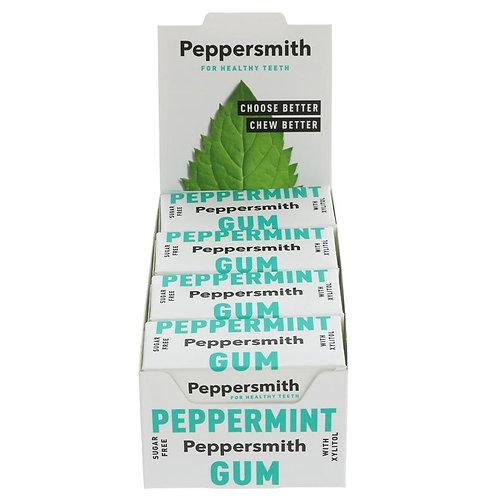 Peppersmith Peppermint Gum (10 pk)