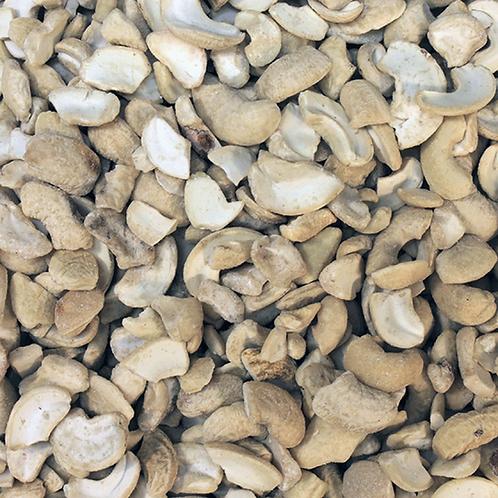 Cashews Large Pieces Organic