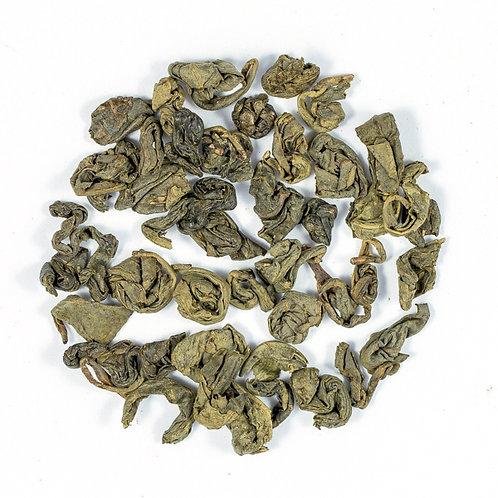 Gunpowder Loose Leaf Green Tea Organic