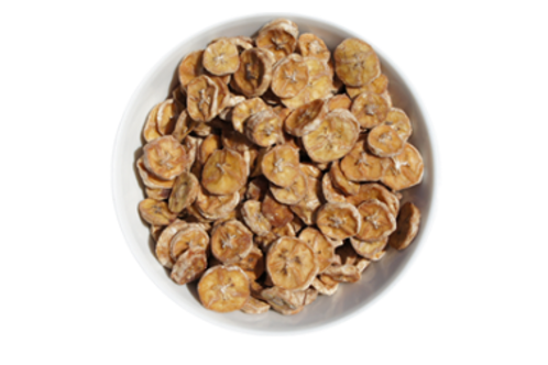 Sun Dried Banana Chewy Chips Fairtrade (250g) Organic