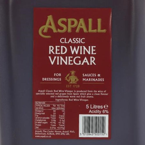 Red Wine Vinegar (500g)