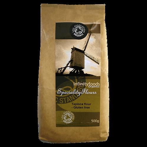 Tapioca Flour 500g Infinity Foods Organic