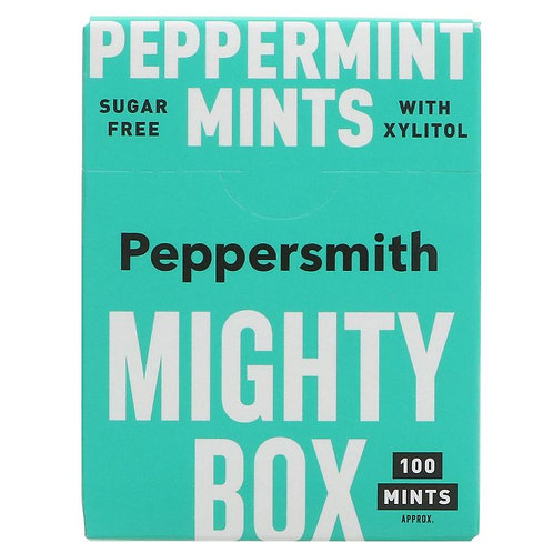 Peppersmith Peppermint Dental Mint(100)