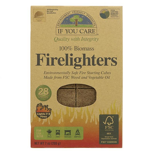 'If You Care' Natural Firelighters (28-pack)