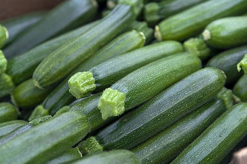 """Courgette (400g) """"2 x med."""" Organic"""