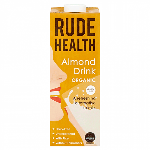 Rude Health Almond/Rice Drink Large (1l) Organic