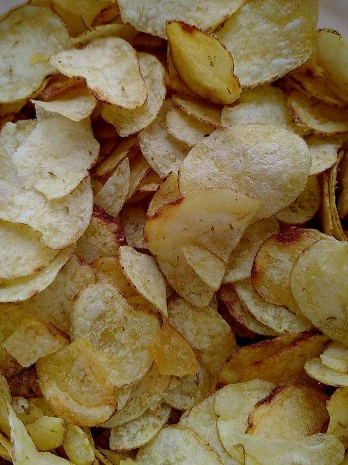 Sea Salt Potato Crisps