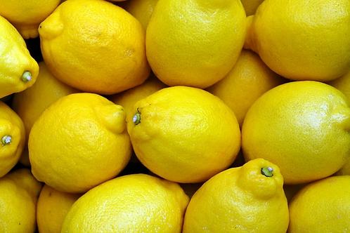 """Lemons (300g) """"2 x med."""" Organic"""