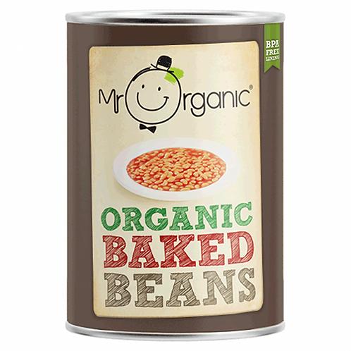 Baked Beans (400g) Organic