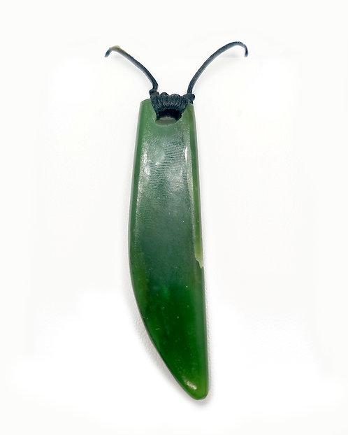 Greenstone Blade Pendant