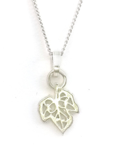Grape Leaf Pendant