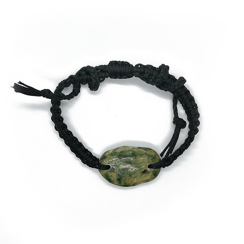 Freefrom Raukaraka Greenstone Bracelet