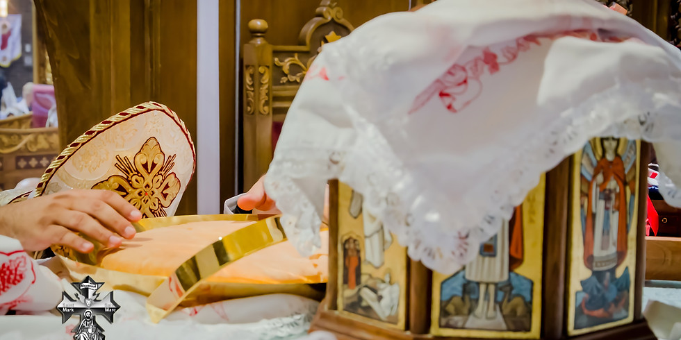 Saturday Divine Liturgy (November 14)