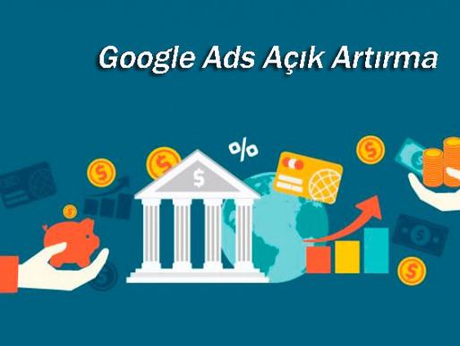 Google Ads Teklif Verme Stratejileri Kullanımı