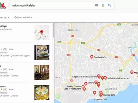 Google Harita Reklamları Nedir?