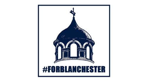 ECC is #FORBLANCHESTER