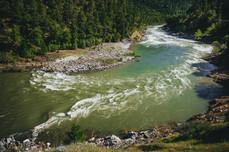 Klamath River Bend