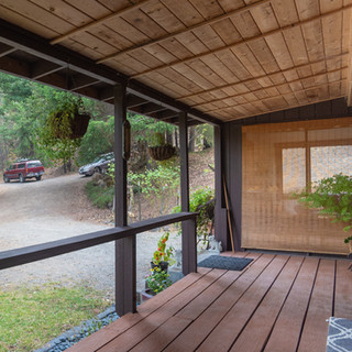 8x16' Front Porch