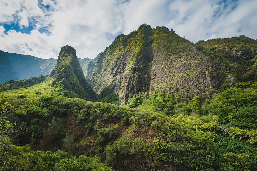 Iao Valley Needle, 2020 Edition Archival Matte Fine-Art Print