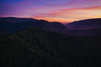 Del Norte Sunset