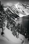 Crater Lake Storm